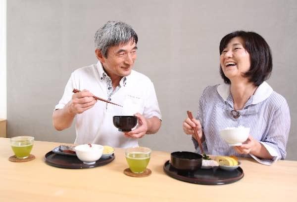 夫婦 食事