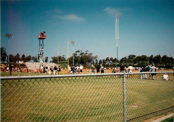視察 アメリカ① 1996 UCLAその他、NFL  0035