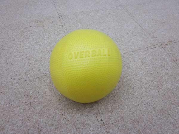 600店内 オーバーボール