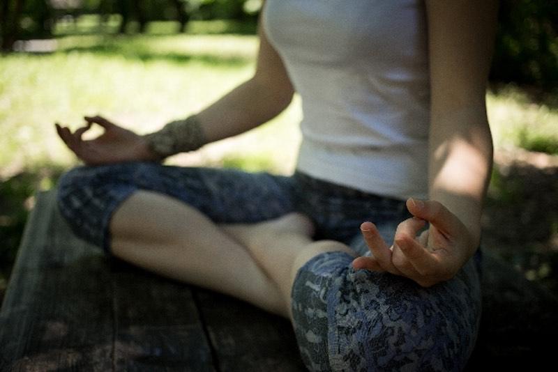 ヨガ 瞑想2016