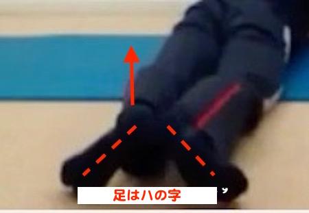 外旋筋トレーニング2