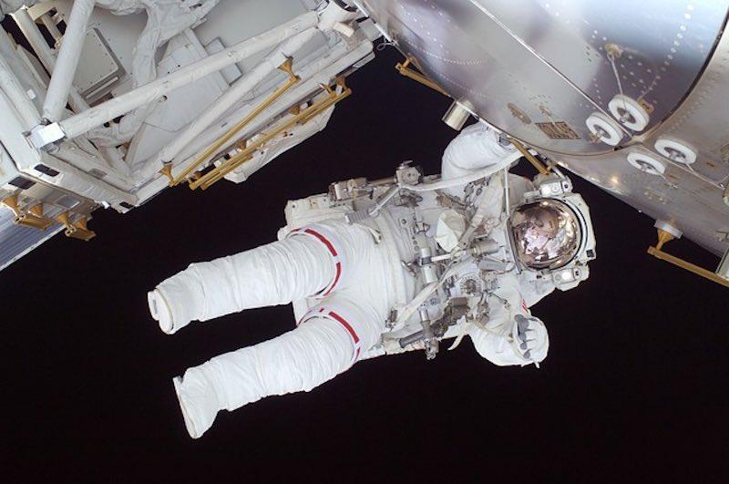 宇宙飛行士2016