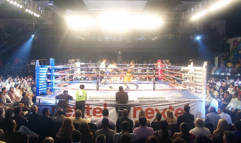 ボクシング リング0321