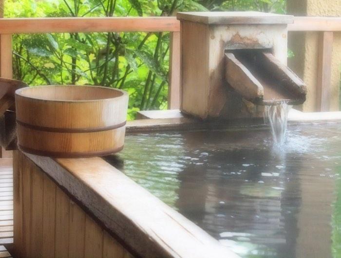 風呂 温泉 湯船