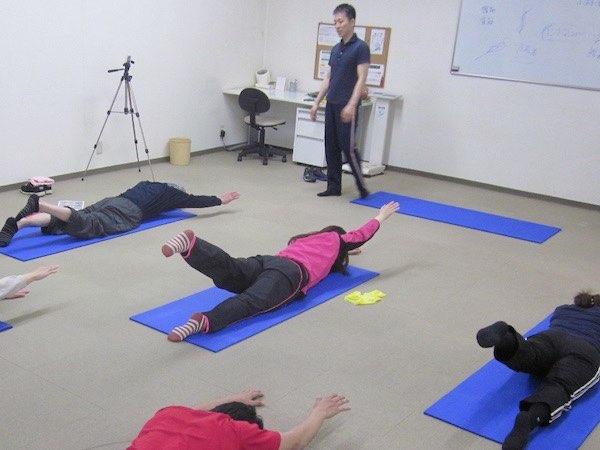 体幹トレーニング20160424 3