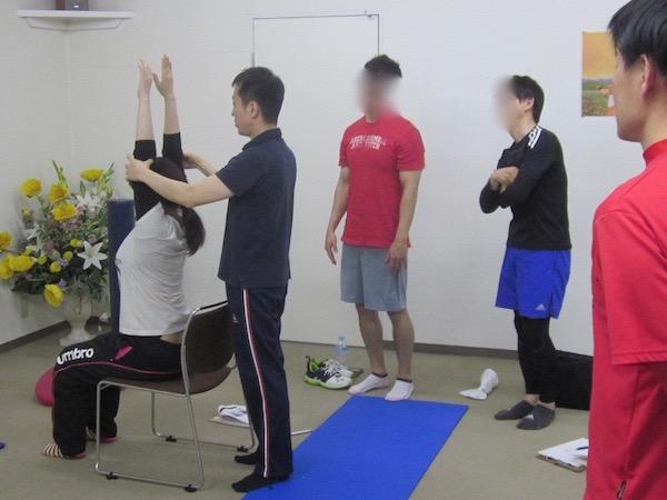自重トレーニング パーソナルセミナー0424010