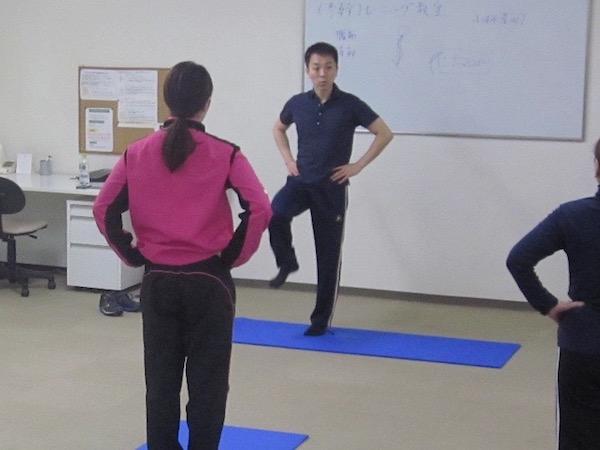 体幹トレーニング20160424 4