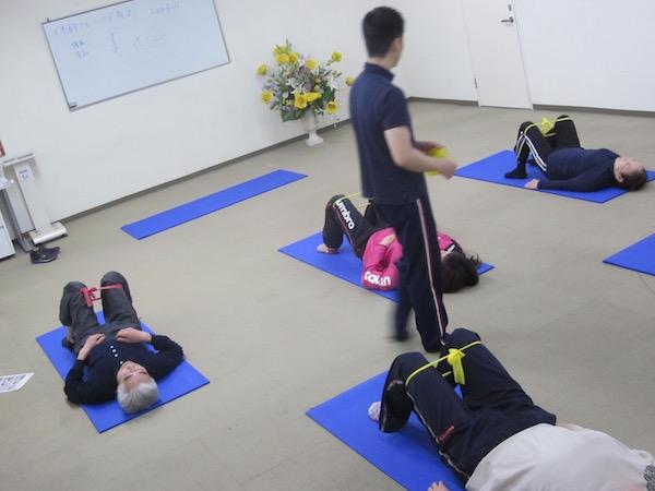 体幹トレーニング20160424 5