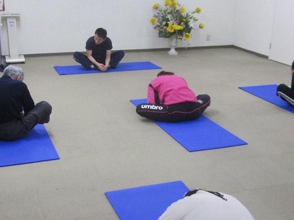 体幹トレーニング20160424 2
