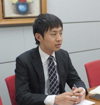 弁護士(スポーツ)山田尚史さん