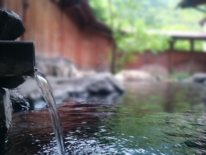 温泉 旅行先